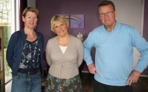 Carla de Jong, Masha Kotousova & Arend Hoiting