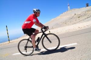 Beklimming Mt. Ventoux 2018